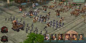 Tân Tam Quốc Chí Mobile cho tất cả người chơi trong cùng server tham chiến tại một Map lớn