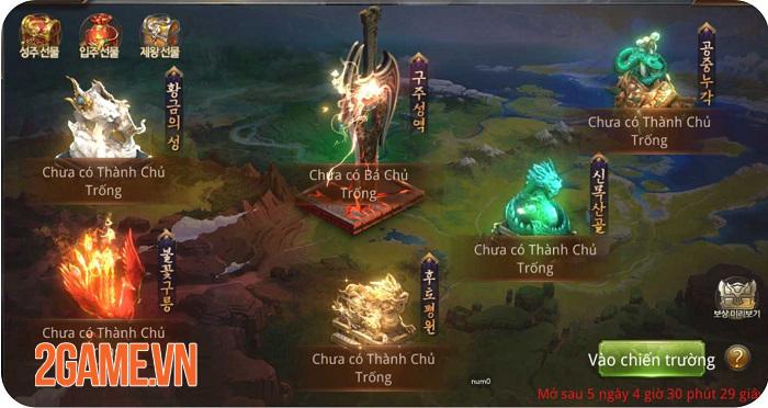 Giang Hồ Chi Mộng - Tuyệt Thế Võ Lâm là game nhập vai mobile có nhiều hoạt động liên server nhất! 1