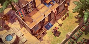Exile Survival – Game sinh tồn sở hữu những kĩ năng độc đáo bậc nhất