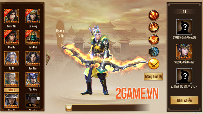Thi đấu công bằng - Một khái niệm mới trong game Đỉnh Phong Tam Quốc 3