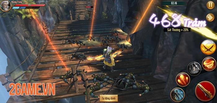 Thi đấu công bằng - Một khái niệm mới trong game Đỉnh Phong Tam Quốc 0