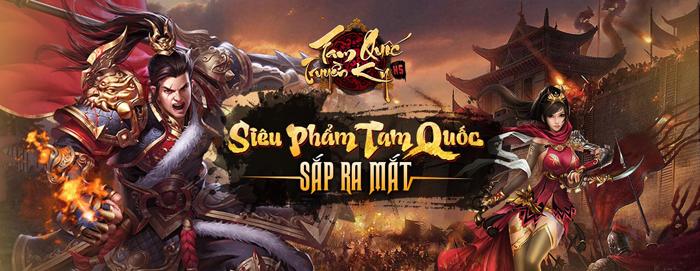 GTV nhá hàng dự án game mới Tam Quốc Truyền Kỳ H5 0