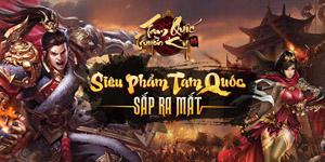 GTV nhá hàng dự án game mới Tam Quốc Truyền Kỳ H5