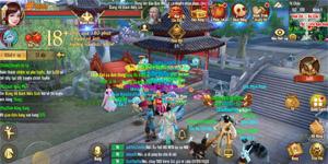Tân Thiên Long Mobile khiến người chơi cày hoạt động PvE, PvP cả ngày cũng không hết