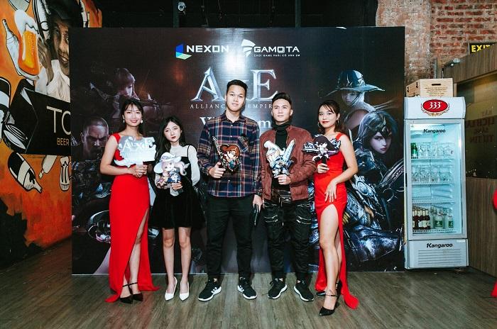 Big Offline AxE: Alliance x Empire ở Hà Nội tiếp đón hơn 200 game thủ 2