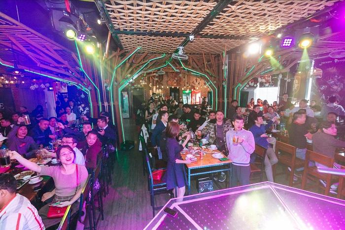 Big Offline AxE: Alliance x Empire ở Hà Nội tiếp đón hơn 200 game thủ 0