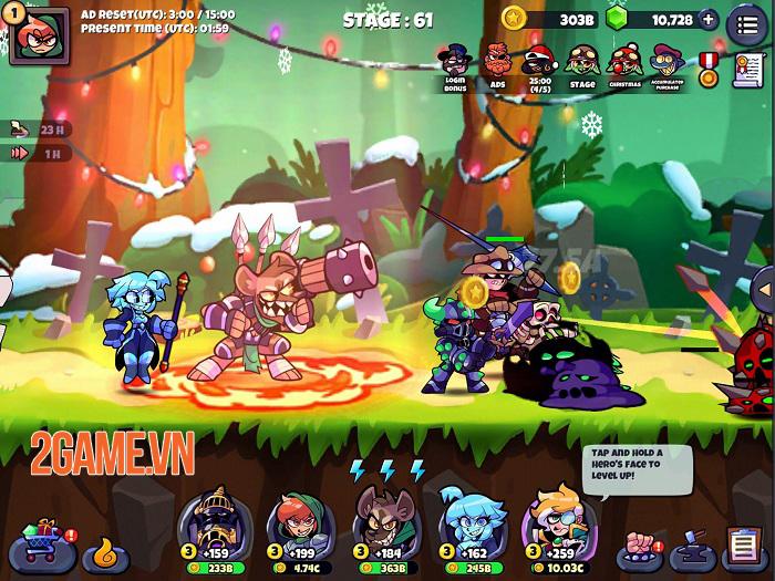 Top 10 game mobile mang lối chơi rảnh tay chiến thuật cực hay! 4