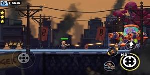 Cyber Dead là sự kết hợp của các game platform nổi tiếng