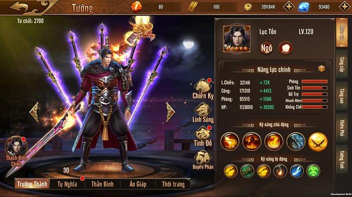 Đỉnh Phong Tam Quốc Mobile ra mắt thêm 2 thần tướng siêu mạnh 3