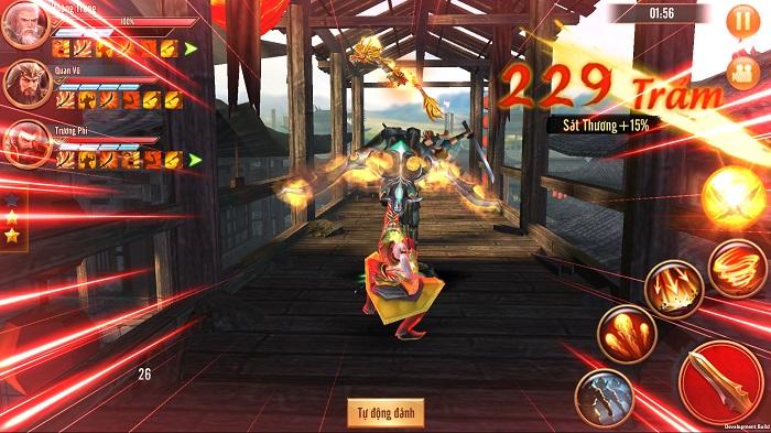 Đỉnh Phong Tam Quốc Mobile ra mắt thêm 2 thần tướng siêu mạnh 2