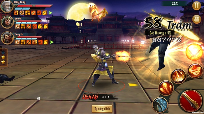 Đỉnh Phong Tam Quốc Mobile ra mắt thêm 2 thần tướng siêu mạnh 1
