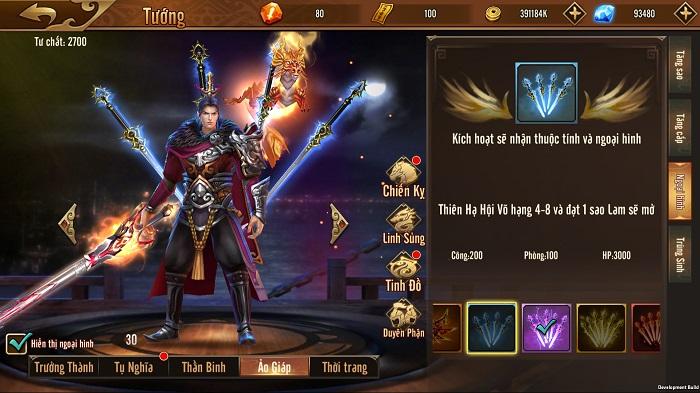 Đỉnh Phong Tam Quốc Mobile ra mắt thêm 2 thần tướng siêu mạnh 5
