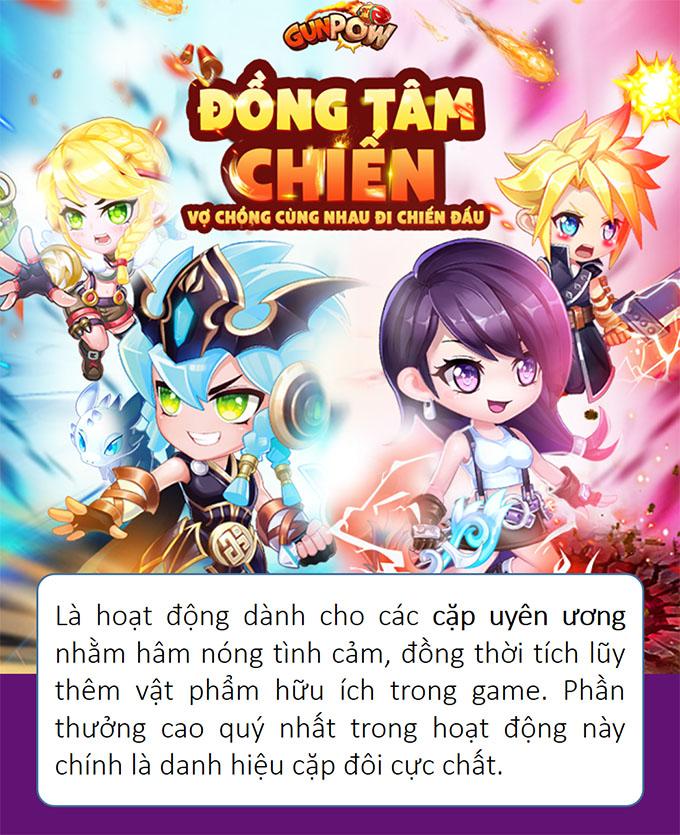 """Những hoạt động """"hút khách"""" nhất của GunPow sau 3 năm phát hành ở Việt Nam 2"""