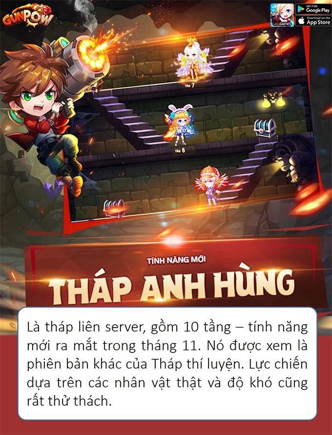 """Những hoạt động """"hút khách"""" nhất của GunPow sau 3 năm phát hành ở Việt Nam 4"""