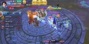 Kiếm Ma 3D xứng danh thương hiệu đệ nhất kiếm hiệp dị giới của Funtap