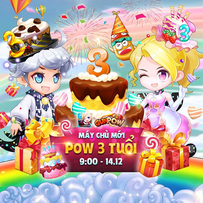 Game tọa độ GunPow VNG ra mắt sự kiện hot nhất tháng 12 0