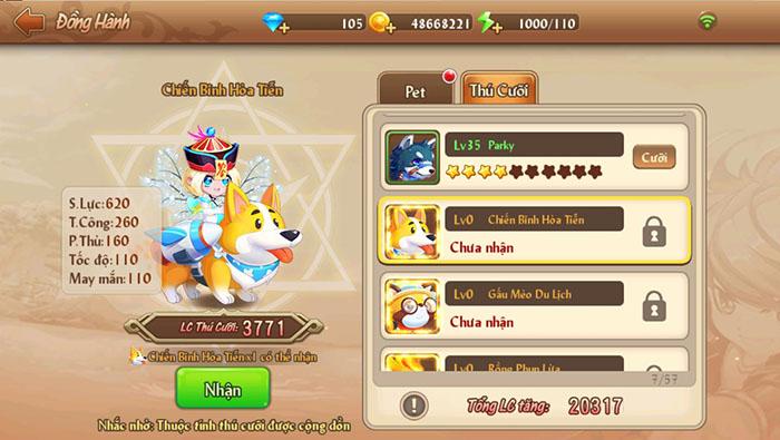 Game tọa độ GunPow VNG ra mắt sự kiện hot nhất tháng 12 3