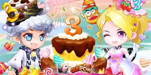 Game tọa độ GunPow VNG ra mắt sự kiện hot nhất tháng 12