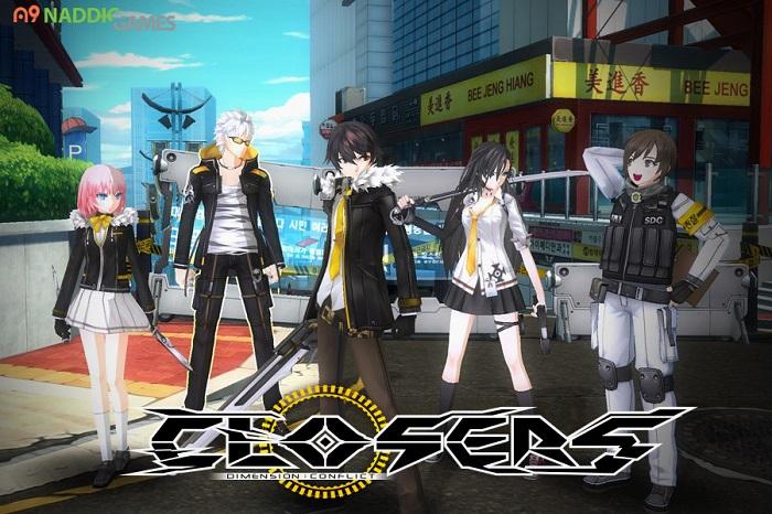 Game nhập vai hành động Closers Online đã được Việt hóa chỉn chu 1