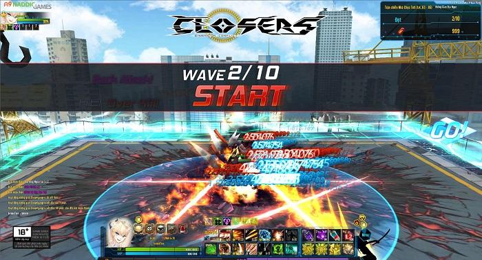 Game nhập vai hành động Closers Online đã được Việt hóa chỉn chu 3