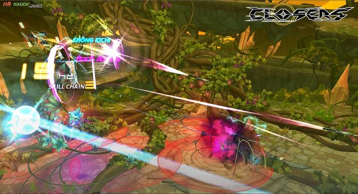 Game nhập vai hành động Closers Online đã được Việt hóa chỉn chu 5