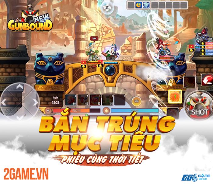 VTC Game mở trang đăng ký trải nghiệm New Gunbound 2