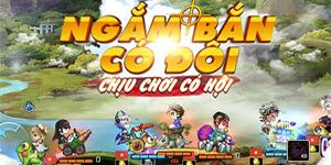 VTC Game mở trang đăng ký trải nghiệm New Gunbound