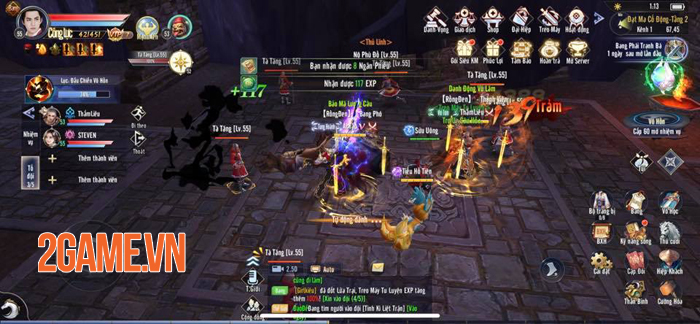 Thái Cực 3D Mobile tự tin trở thành tựa game kiếm hiệp quốc dân hấp dẫn nhất 5