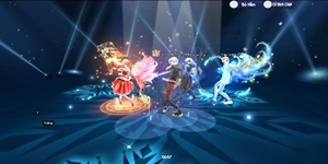 Game nhảy Au Idol của SohaGame công bố lộ trình ra mắt