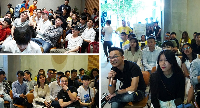 Đầy đủ thế hệ tụ họp tại buổi offline 5 năm của Gunny Mobi 1