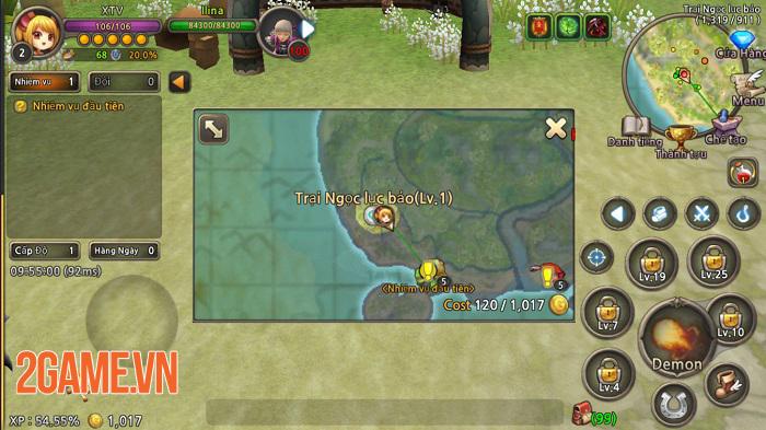 Game nhập vai hành động thế giới mở World of Prandis hỗ trợ ngôn ngữ tiếng Việt 2