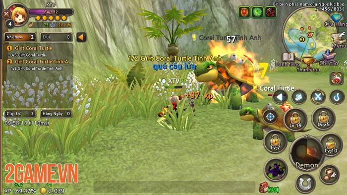 Game nhập vai hành động thế giới mở World of Prandis hỗ trợ ngôn ngữ tiếng Việt 4