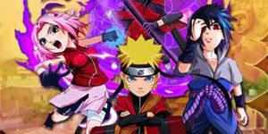 Cảm nhận game OMG Ninja: Dễ chơi, hình ảnh Naruto quen thuộc