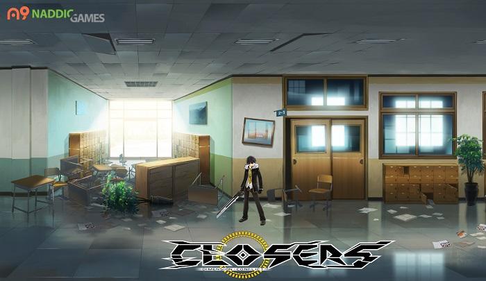 Game thủ đứng ngồi không yên trước tạo hình lung linh của Closers Việt Nam 3