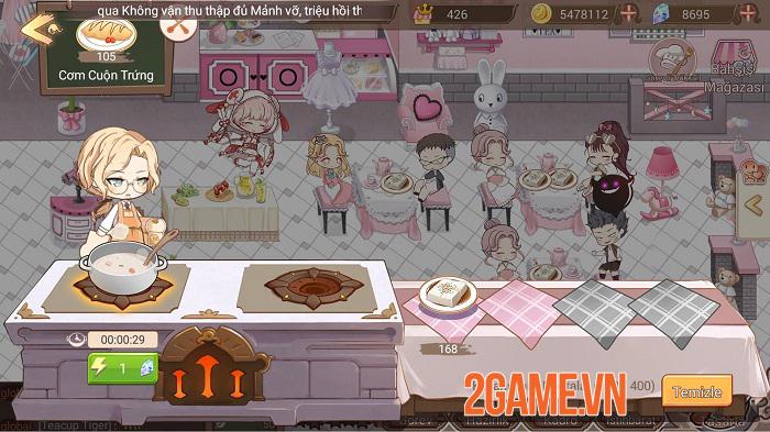 5 game di động như sinh ra là để dành cho chị em FoodFantasy-1