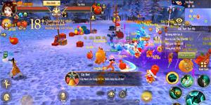 Tân Thiên Long Mobile VNG ra mắt hẳn một chế độ chơi riêng dành cho sự kiện Noel