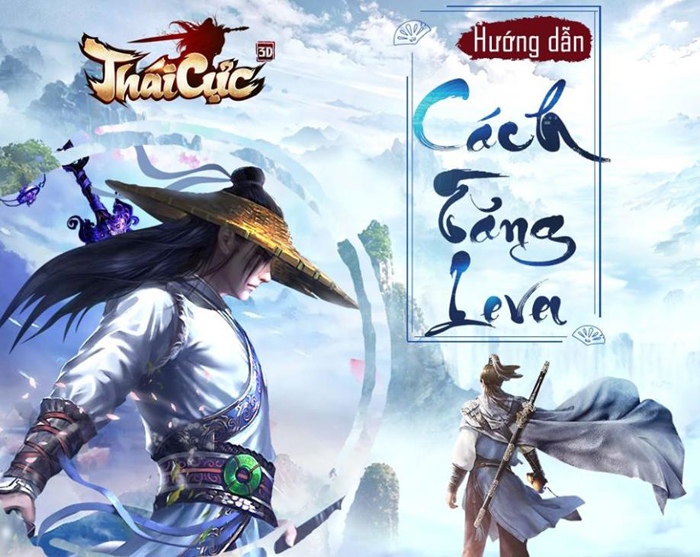 Bí kíp giúp bạn tăng cấp nhanh chóng trong game Thái Cực 3D Mobile 0
