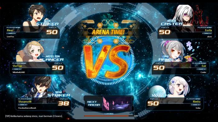 Các hoạt động PvP cân bằng trong Closers Online mang đến sân chơi PK đầy thử thách 3