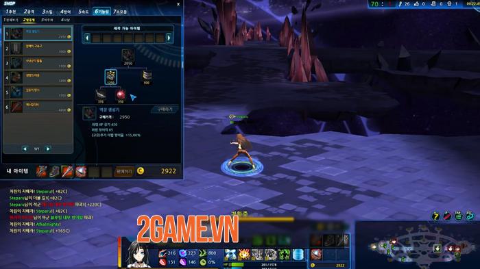 Các hoạt động PvP cân bằng trong Closers Online mang đến sân chơi PK đầy thử thách 6