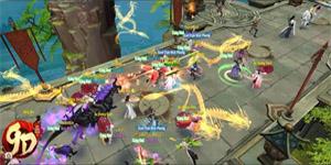 Game Cửu Dương Truyền Kỳ tung phiên bản lớn Thánh Hỏa Quân Lâm
