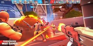 Đạt 500.000 đăng kí trước, Shadowgun War Games ấn định luôn thời gian phát hành trong năm 2020