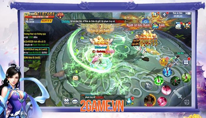 Tặng 999 giftcode game Tiên Duyên Kiếm Gamota 1