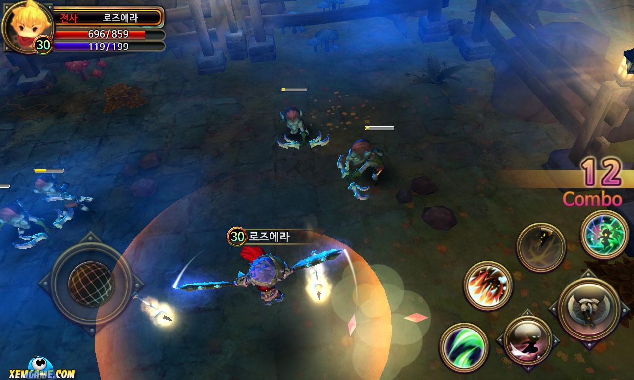 Dragon Encounter tiếp tục đẩy người chơi đi săn rồng với cơ chiến đấu đã tay 3