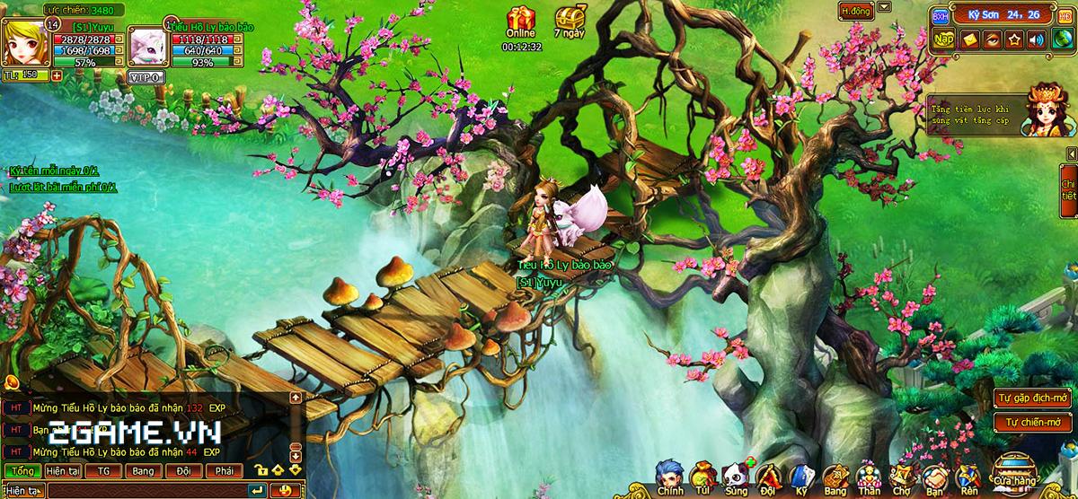 Game Mộng Ảo cập bến Việt Nam, lối chơi gợi nhớ về thời TS Online 1