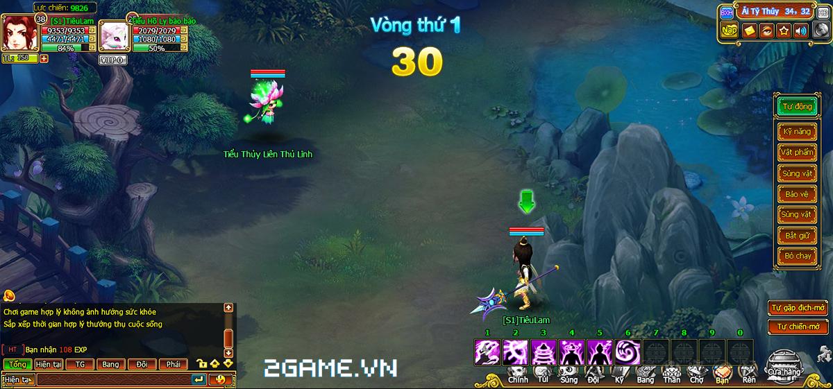 Game Mộng Ảo cập bến Việt Nam, lối chơi gợi nhớ về thời TS Online 0