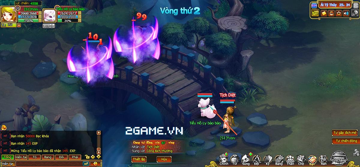 Game Mộng Ảo cập bến Việt Nam, lối chơi gợi nhớ về thời TS Online 3