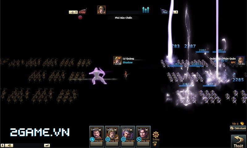 Thiên Tướng Hùng Sư: game chiến thuật mới của VNG 1