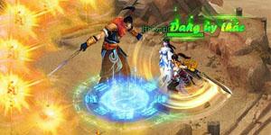 Ngạo Kiếm Kỳ Thư khiến người chơi được sống lại thời đam mê võ hiệp