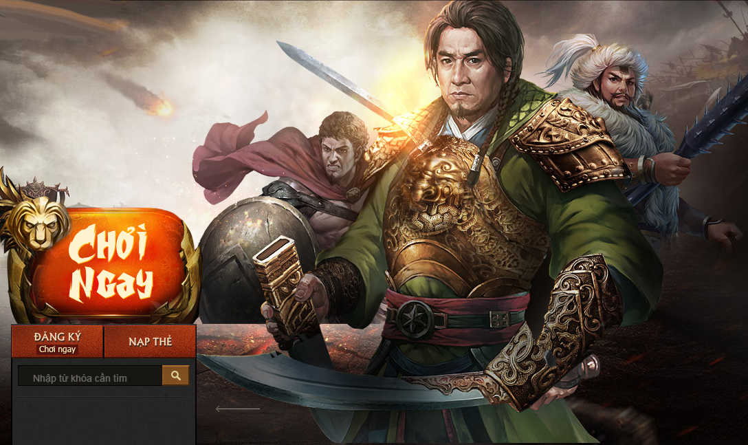 Thiên Tướng Hùng Sư: game chiến thuật mới của VNG 2