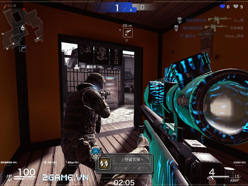6 game online mới đã và sắp được Asiasoft tung ra thị trường 1
